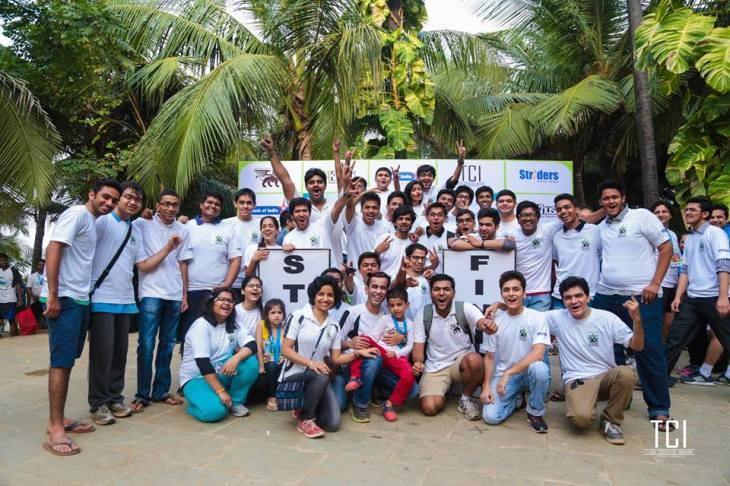 Khushi Causeathon Mumbai Bandra Autism awareness