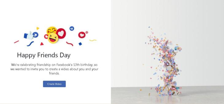 #friendsday #friendsday2017 #Friends Happy Birthday Facebook