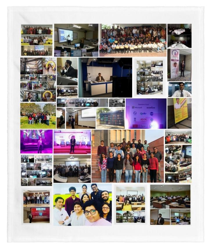 digital marketing corporate training best professional influential leader entrepreneur Ananth V